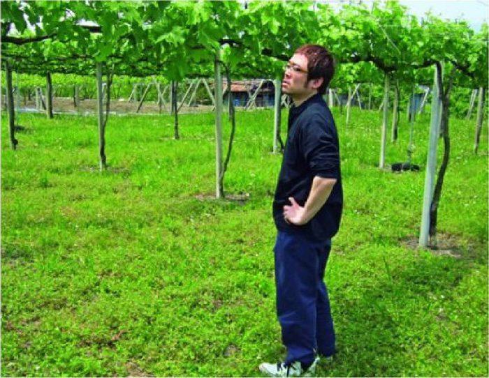 maeshima a 700x542 「日本ワインの新しい境地へ。アルプスワイン」(自著『最強日本ワイン完全ガイド2010』から再録)