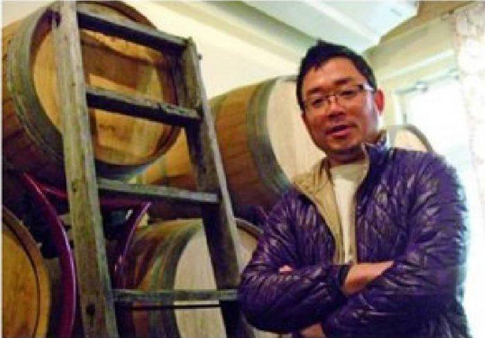 maeshima b 700x489 「日本ワインの新しい境地へ。アルプスワイン」(自著『最強日本ワイン完全ガイド2010』から再録)