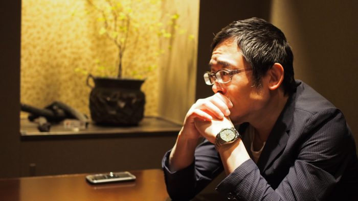 ryo maeshima04 700x394 日本ワインを進化させ続ける気鋭の醸造家・前島良(アルプスワイン@山梨)と語るメーカーズディナー開催②